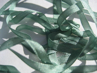 032 ~ Jade ~ YLI Silk Ribbon