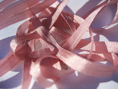 163 ~ Rose ~ YLI Silk Ribbon