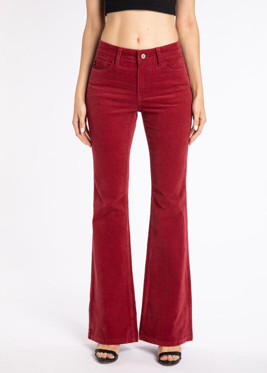 Charlotte Cranberry Flares