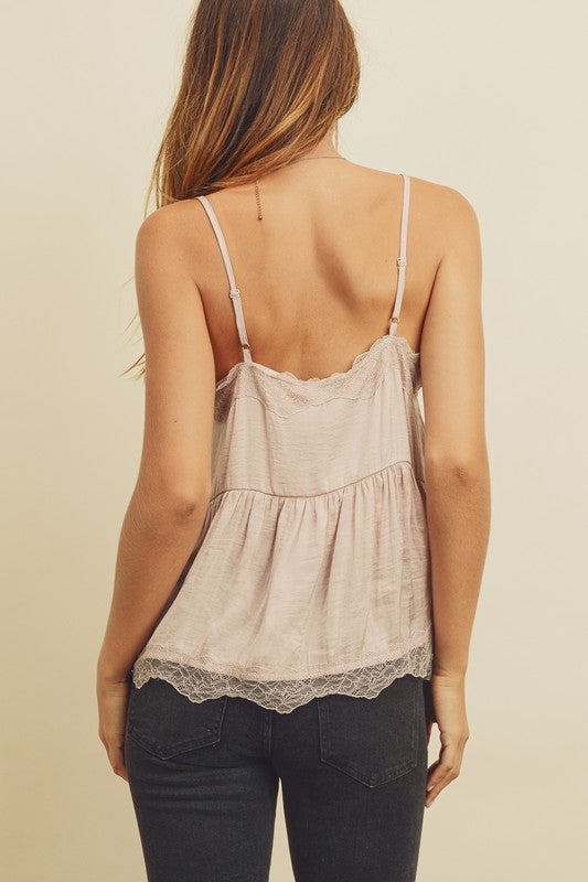 I Just Want To Camisole | Blush