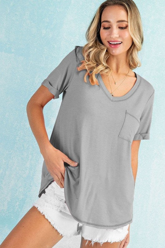 Love Never Ends Top ( Silver)