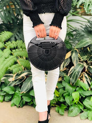 Delilah Handbag (Black), Accessories, [product vendor], Southern Roots Omaha - Southern Roots Omaha - Boutique Clothing - Online Shopping