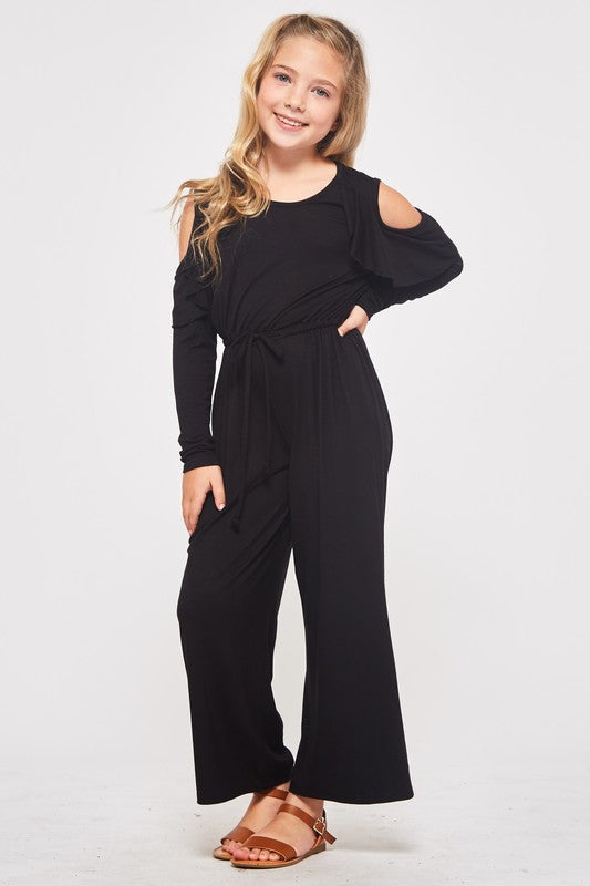 Bailey Jumpsuit (Black)