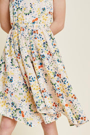 Marley Floral Dress, Little Roots, [product vendor], Southern Roots Omaha - Southern Roots Omaha - Boutique Clothing - Online Shopping