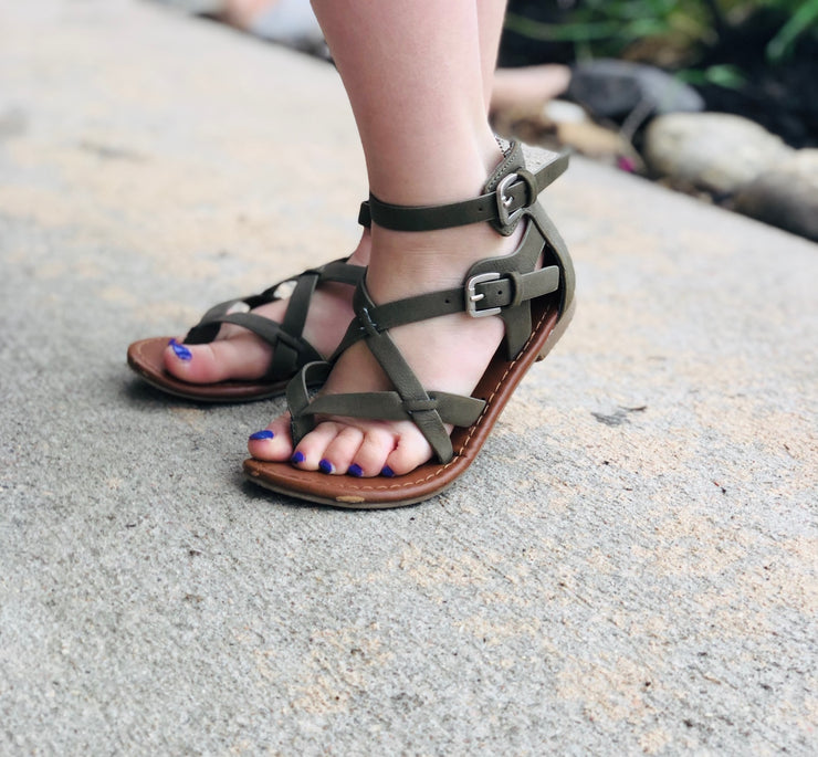 Jessie Sandal, Little Roots, [product vendor], Southern Roots Omaha - Southern Roots Omaha - Boutique Clothing - Online Shopping