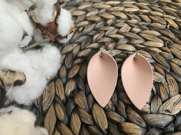 Soft Pink Joanna Earrings | FireWife Fashion