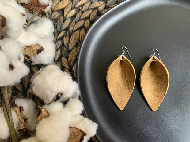 Distressed Joanna Earrings | FireWife Fashion