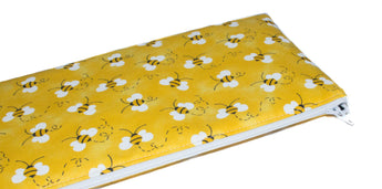 Yellow Bee Pencil Case
