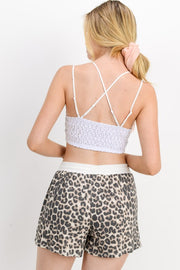 In The Spirit Bralette Bright White