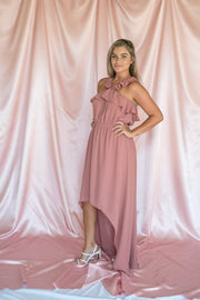 Life To Live Maxi Dress Mauve