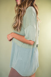 Dual It Yourself Tunic Olive