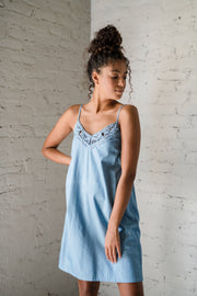 Denim All Day Dress