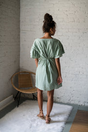 Classic Captivation Dress Mint