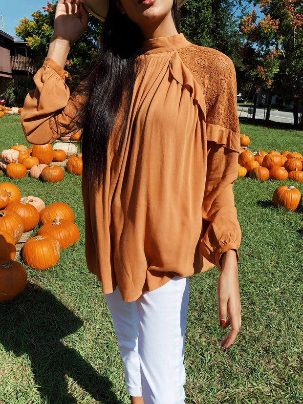 Statement Maker Top Camel