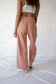 My Kind Of Day Pants Peach