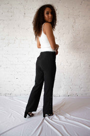 Professionally Positive Pants Black