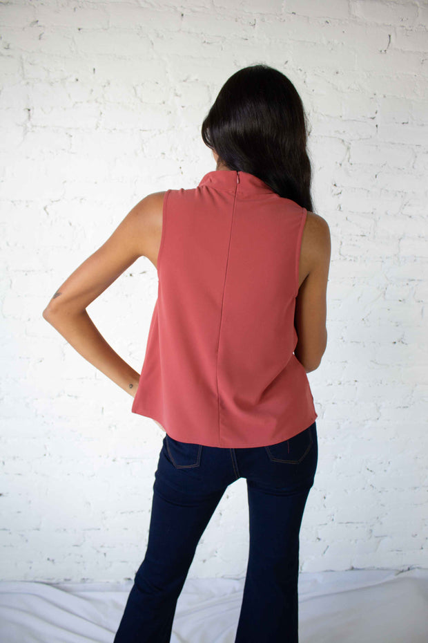 Feeling Inspired Tank Top Coral