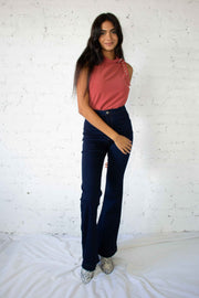 Flare To Spare High Waisted Jeans