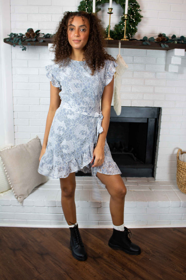 Blooming Inspiration Lace Dress