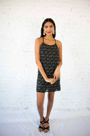 Bead My Baby Dress Black