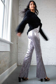 Keep Gleaming Sequins Jumpsuit