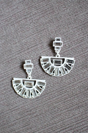 Semi Sweet Drop Earrings