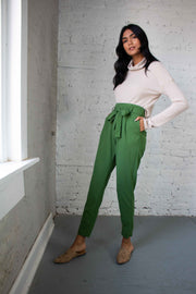 Live for Today Pants Green