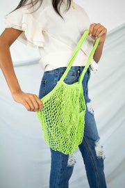 Net It Out Tote Bag