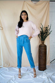 Aiming Higher High Waist Pants