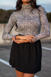 Wild Thoughts Leopard Top Cream