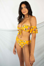Tropical Decision High Waisted Bottoms