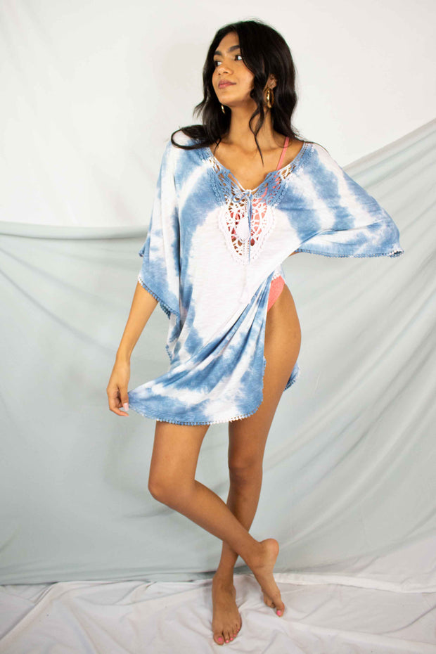 Never Come Back Tie Dye Tunic