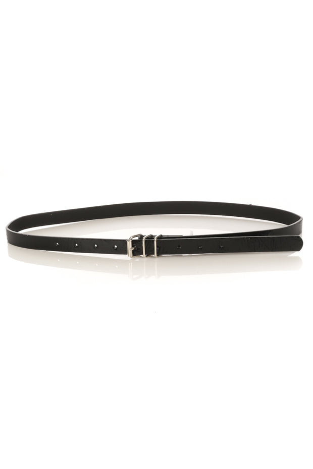 Thin Triple Ring Belt