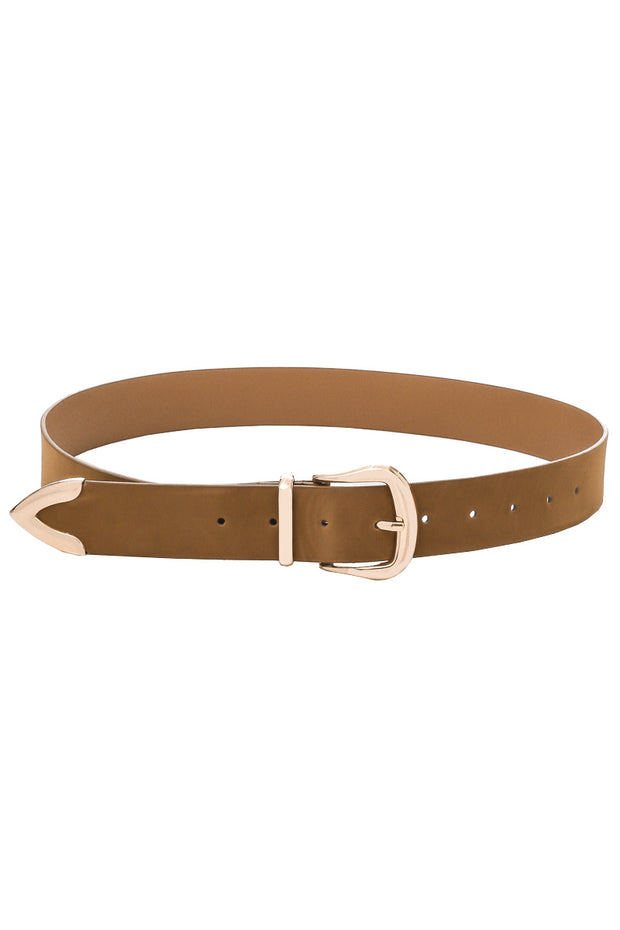 Westside Leather Belt