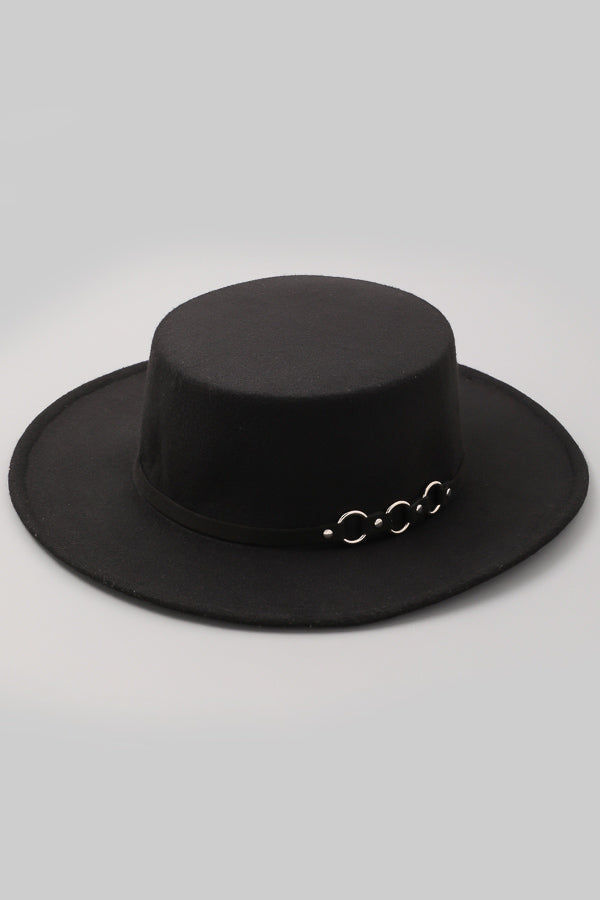 3-ring Western Hat