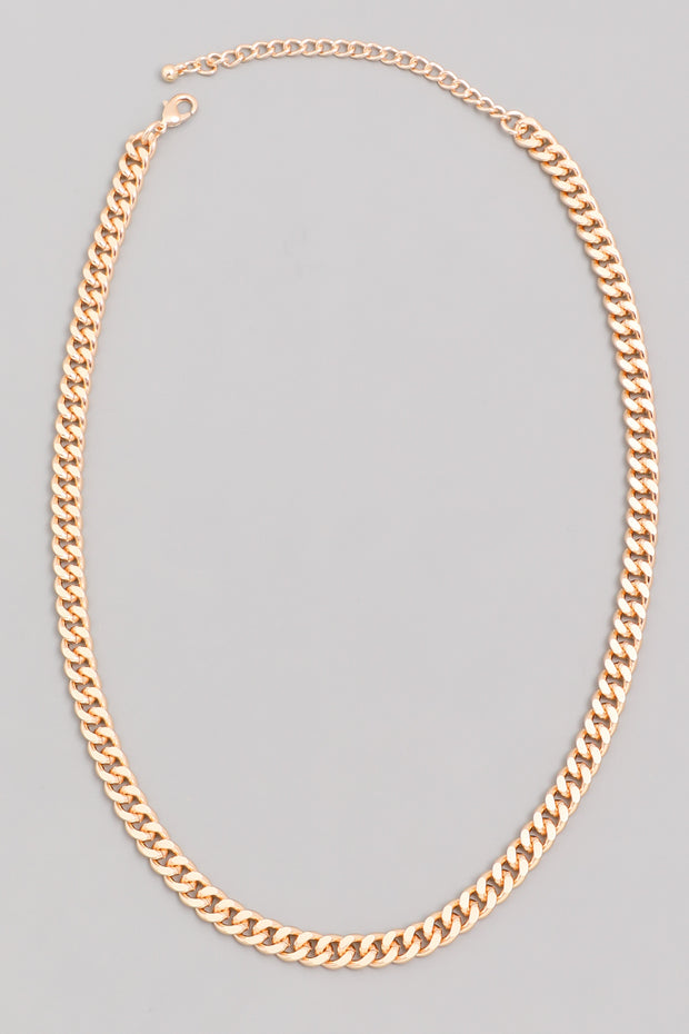 Cuban Chain Link Necklace