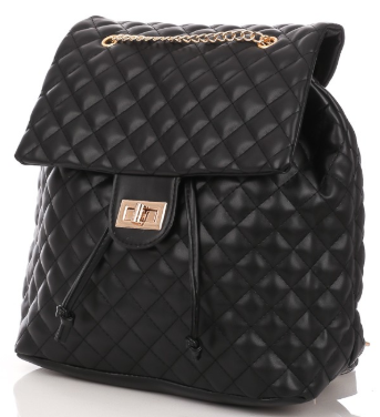 Must Be True Quilted Backpack