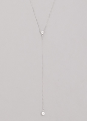 Dainty Drop Necklace - Shellsea