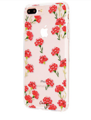 Carnation iPhone Case - Shellsea