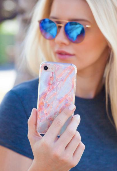 Candy Marble iPhone Case - Shellsea