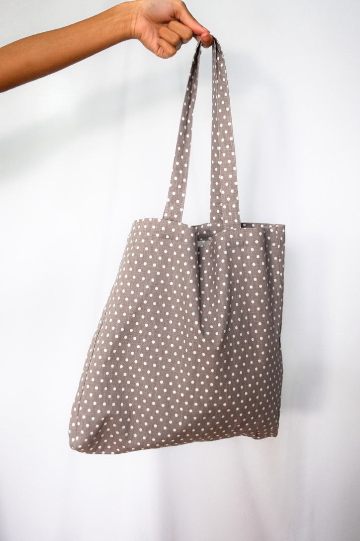 Canvas Tote Bag - Shellsea