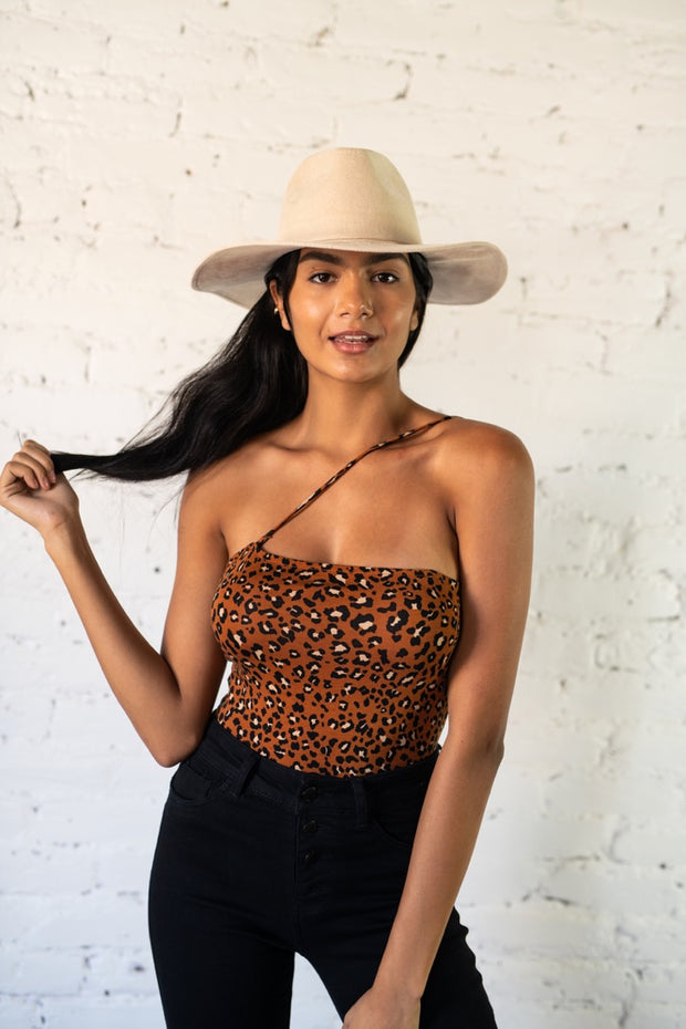 Wild Ride Bodysuit Terracota
