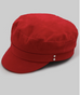 Every Chance Cabby Hat Red - Shellsea