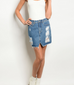 Grunge Is Best Denim Skirt - Shellsea