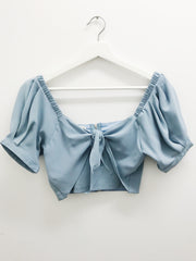Brisk Taker Top Light Blue - Shellsea