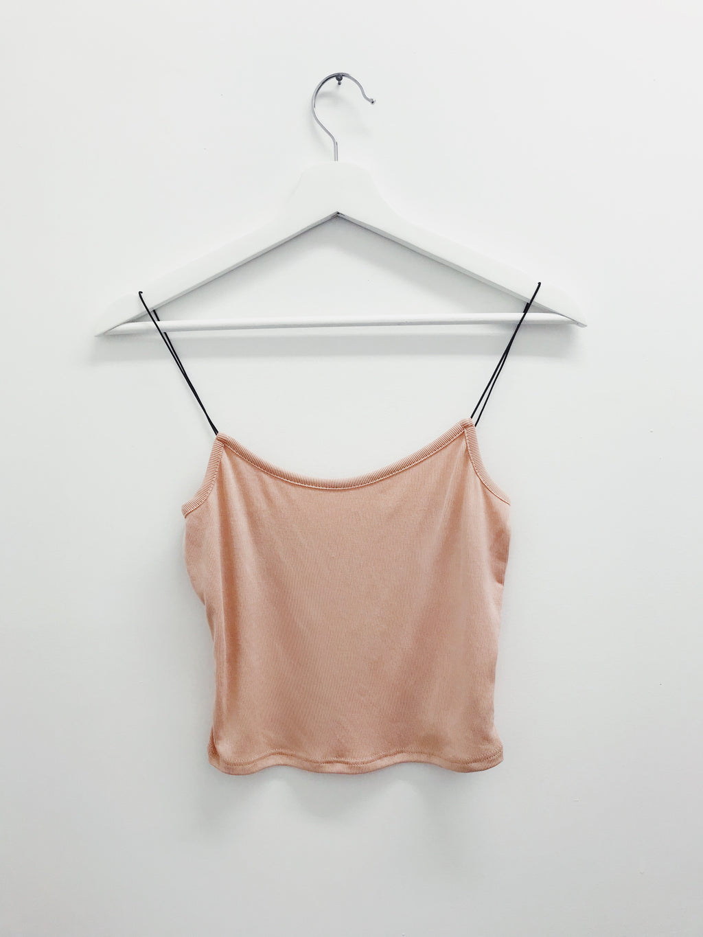 Heart Of Glad Crop Top Pink - Shellsea