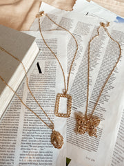 Fly Away Layered Necklace