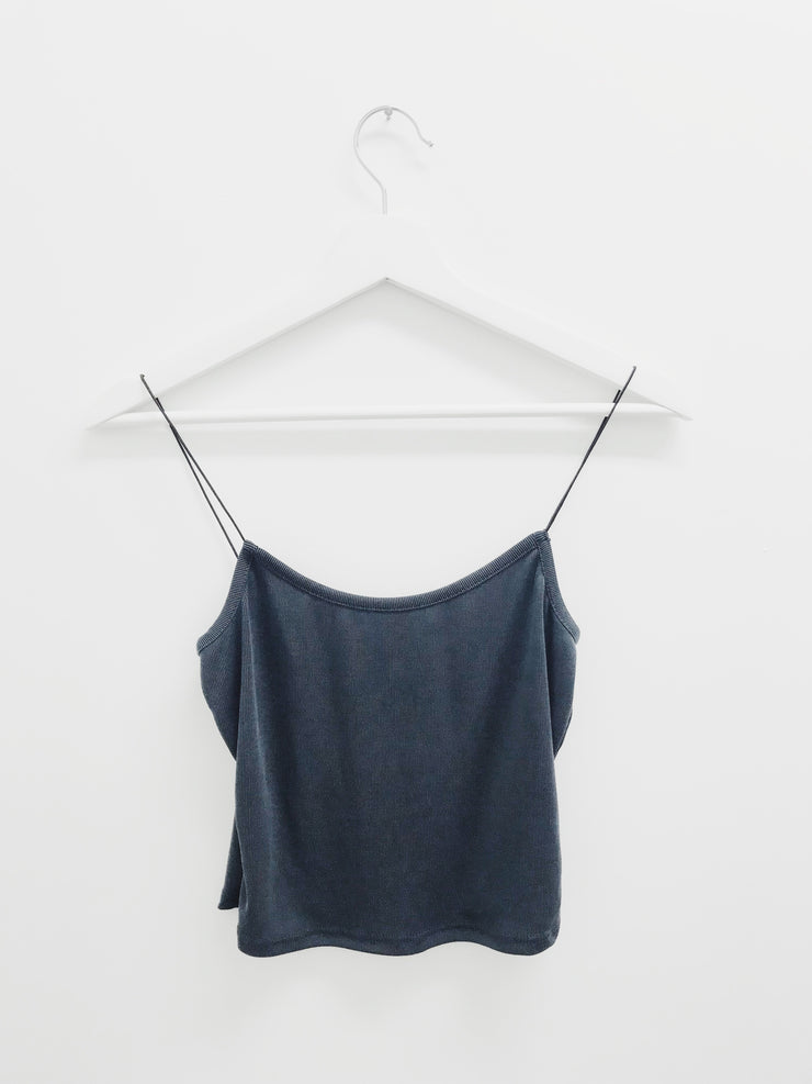Heart Of Glad Crop Top Charcoal - Shellsea