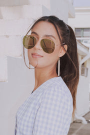 Classic Aviator Sunnies - Shellsea