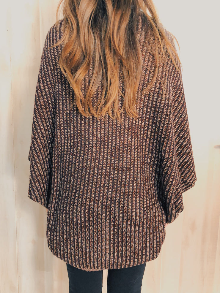 Cozy Moments Knit Cardigan - Shellsea